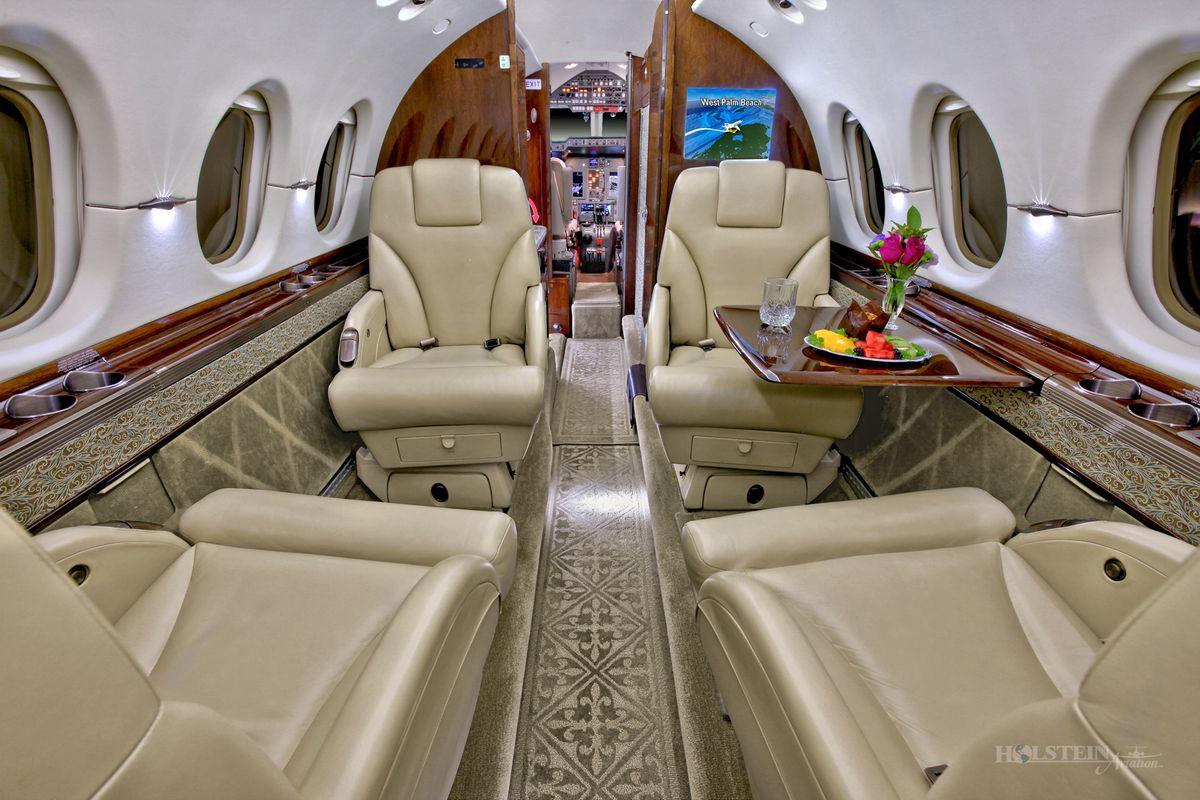2011 Hawker 900XP - SN HA-175 - N234GF - Int - Fwd Cabin RGB.jpg