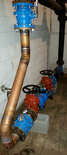 Pipe Doctor Back Flow Valve - Commercial