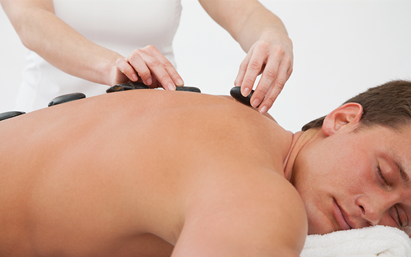 Austin, Texas Hot Stone Massage Therapy