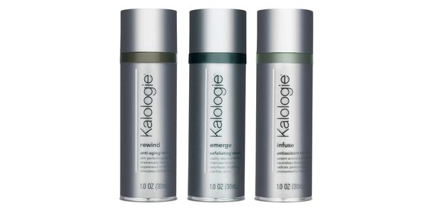 Kalologie Rewind, Emerge, and Infuse Serums