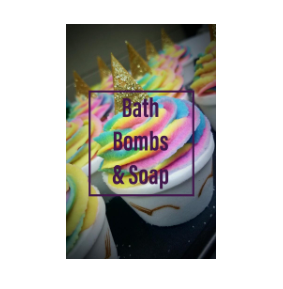 Bath Bombs & Soap