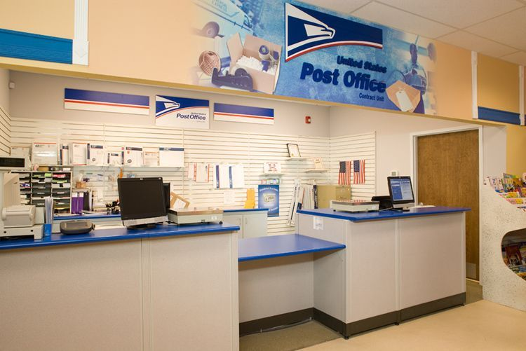 Full-Service Post Office