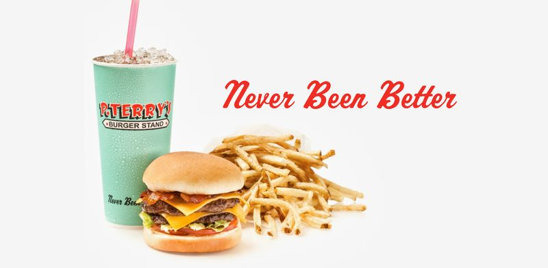 Never Been Better - P  Terry's Burger Stand