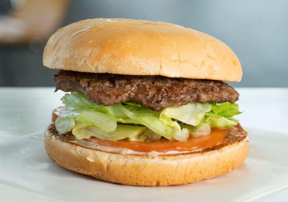 Our Menu - The Best Fast Food - P  Terry's Burger Stand