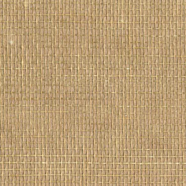 Tan Grasscloth Wallpaper