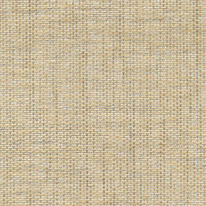 Tan Woven Wallpaper