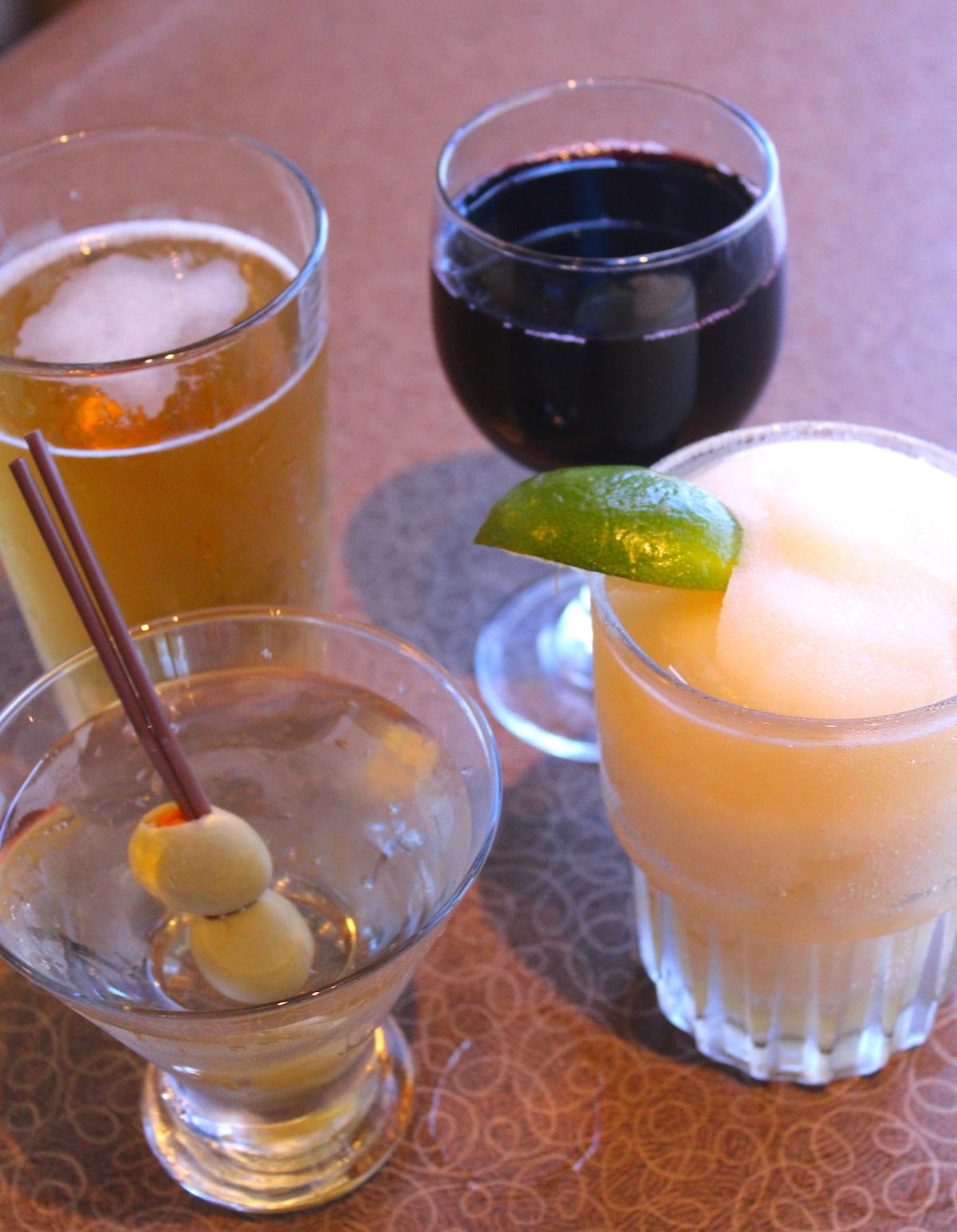 Four HH Drinks.JPG