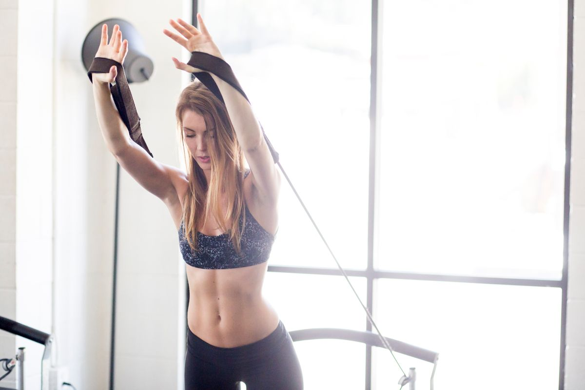 Systeme Dynamique Pilates in Los Angeles