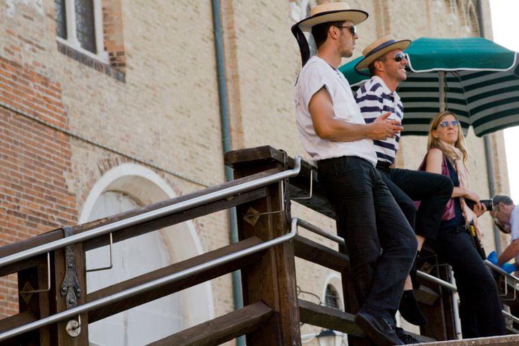 Dopson Gondolieri Venice.jpg