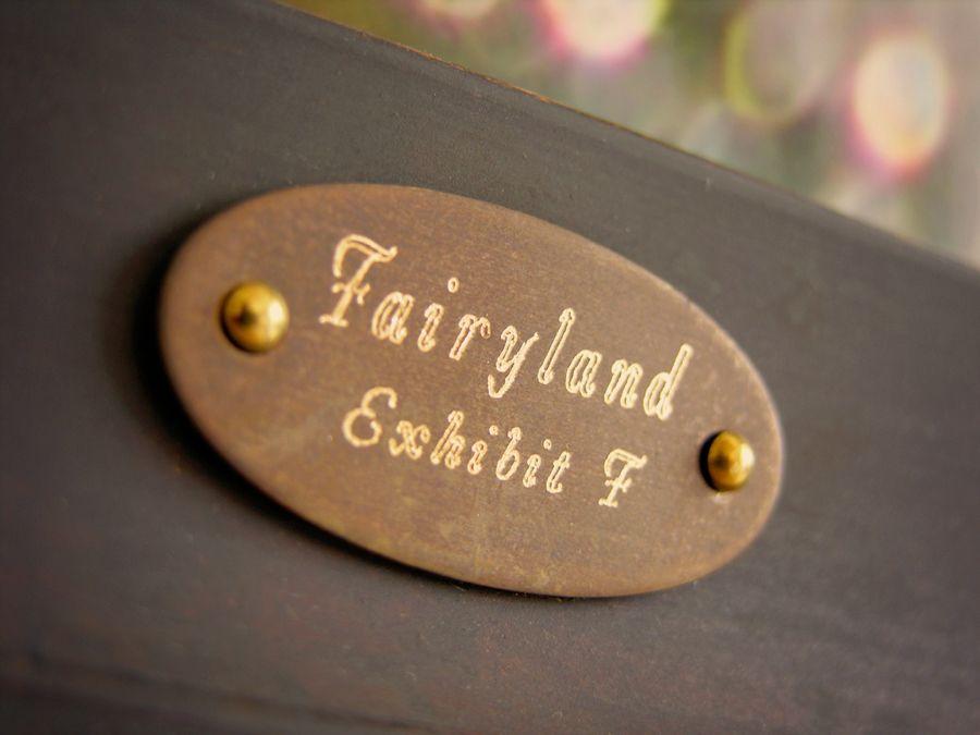 Fairyland, Exhibit F detail