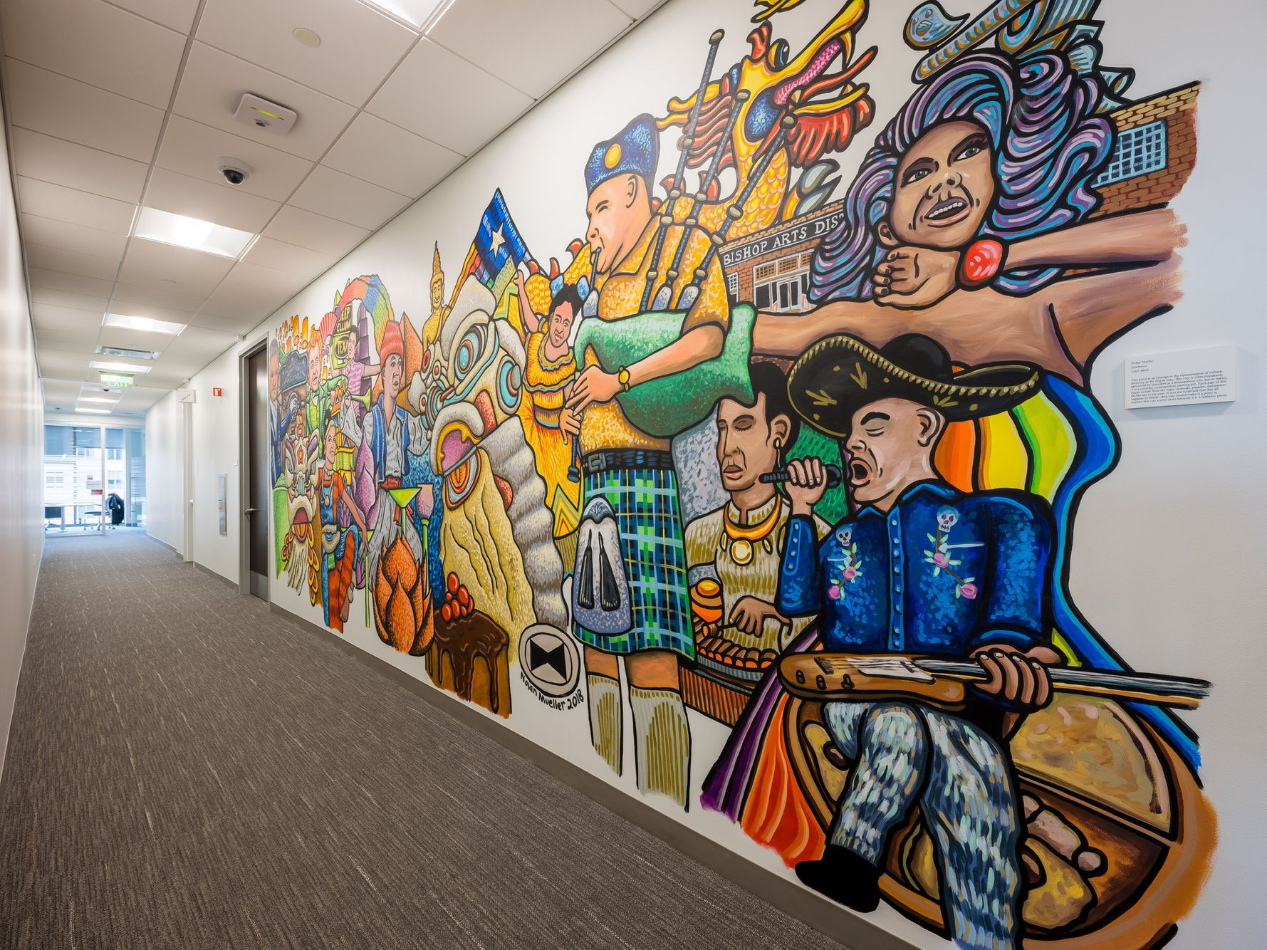 art for corporate offices