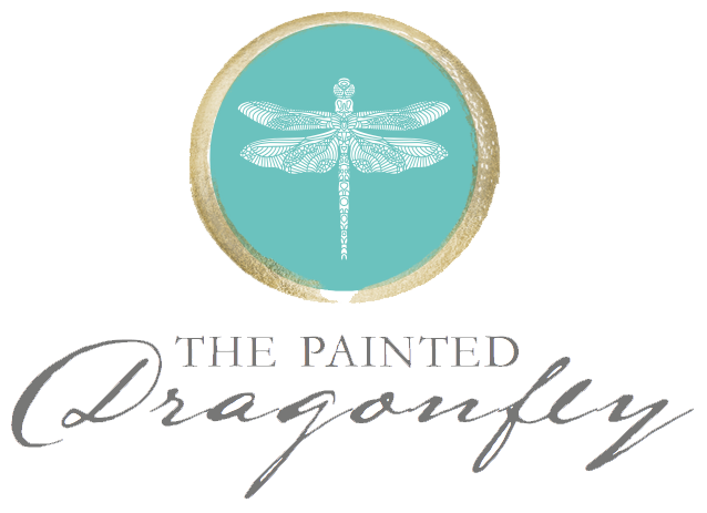 My Painted Dragonfly
