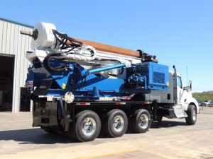 rent a truck mounted drill