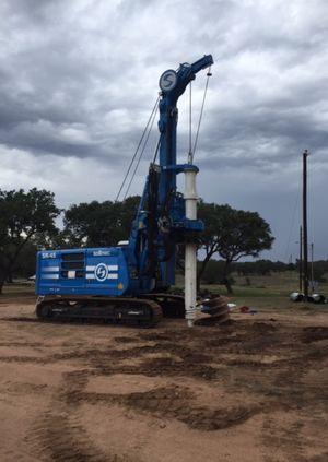 large diameter hole diggers
