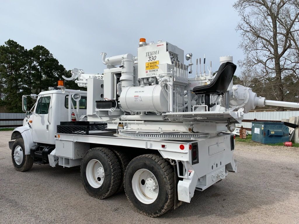 Used pressure digger for sale in Texas