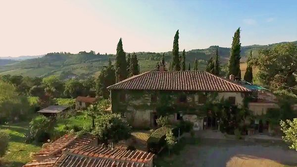 La Meridiana, Tuscany