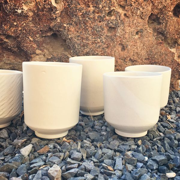 Marfa Collection Footed Cup