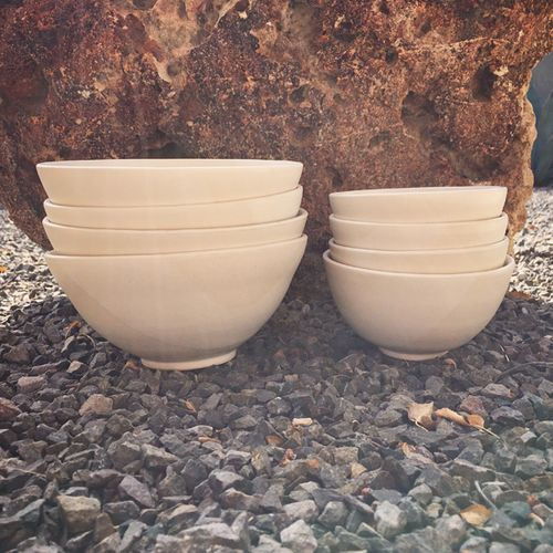 Marfa Collection Half Moon Bowl