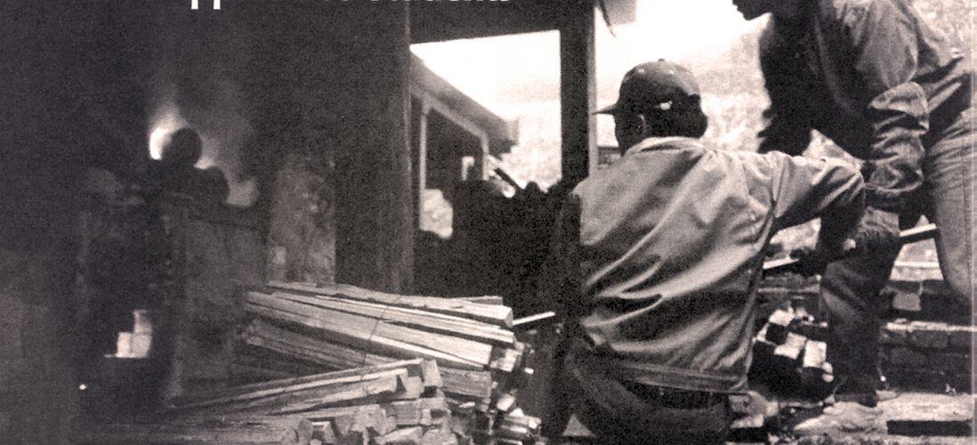 Shimaoka firing from Studio Potter