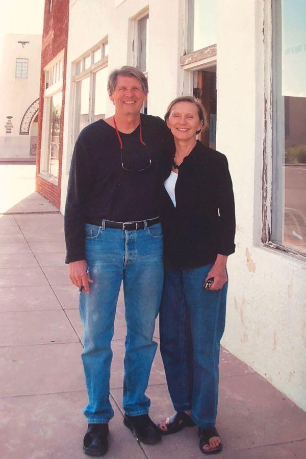 Mimi y Roberto
