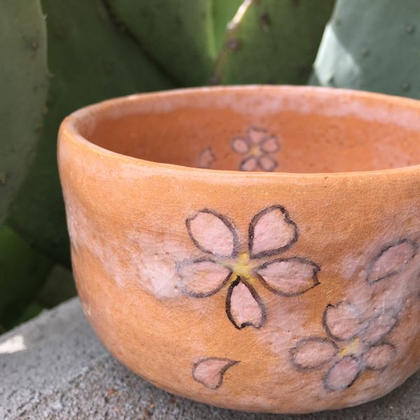 Daisy Bowl Detail