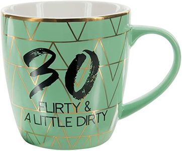 Birthday mugs $16