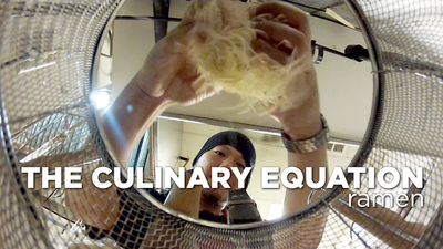 The Culinary Equation