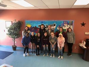 Keller ISD Volunteers