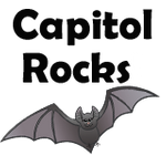 Capitol Rocks! art for footer black for white background.png