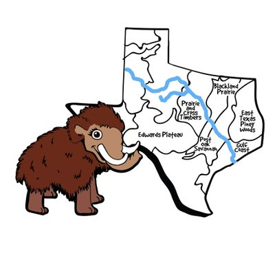 Brazos River in Texas map with Maggie.jpg