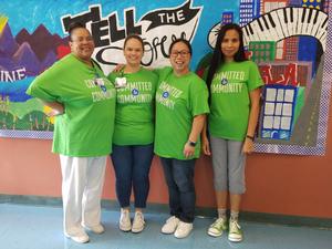 Texas Health Volunteers