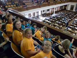 Texas Capitol House Tour