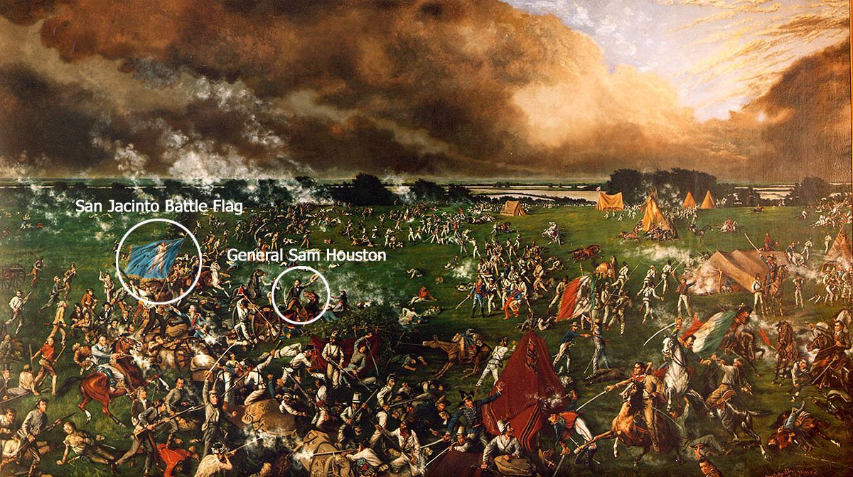 Battle of San Jacinto painting with labels.jpg