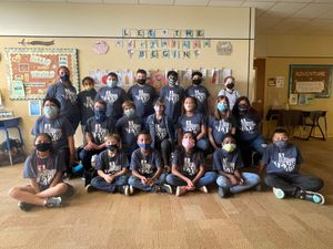 Rockdale Int., Rockdale ISD, TX in the Making, Ms. Betchan's class, Group Picture.jpeg