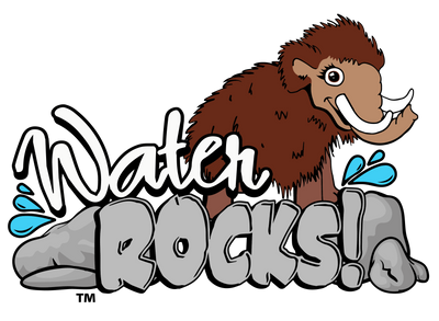 Water Rocks logo