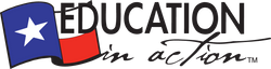 Education in Action logo, 300 dpi, png