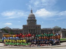 Texas Capitol School Tours