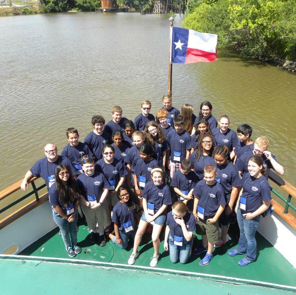 Texas Boat Tour