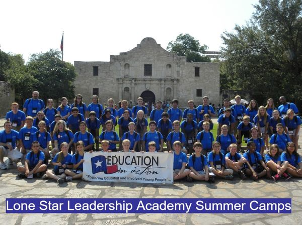 Lone Star Leadership Academy Summer Camp