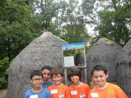 Cameron Park Zoo tour