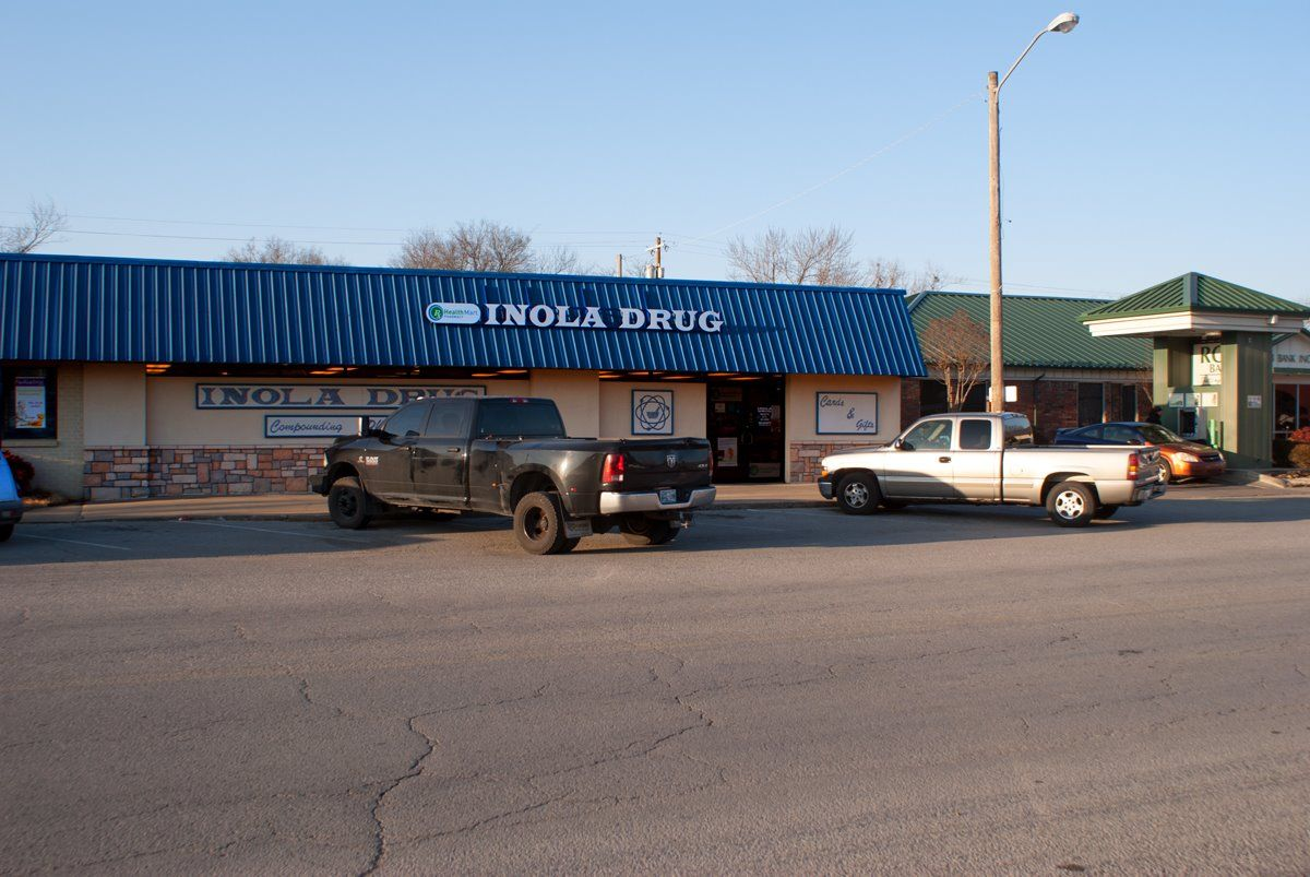 Welcome To Inola Drug