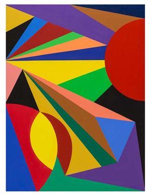 Composition No. 2, original oil on canvas, 36_x48_ 2015, Erwin Meyer Studio, LLC_1.jpg