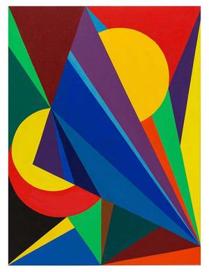 Composition No. 1, original oil on canvas, 30_x40_ 2015, Erwin Meyer Studio, LLC.jpg