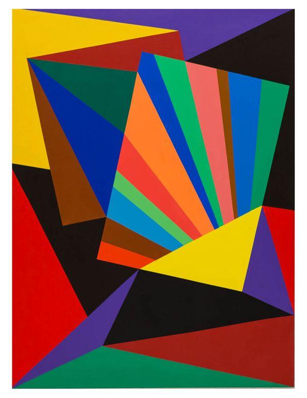Triangulation No. 3, original oil on canvas, 36_x48_ 2015, Erwin Meyer Studio, LLC.jpg