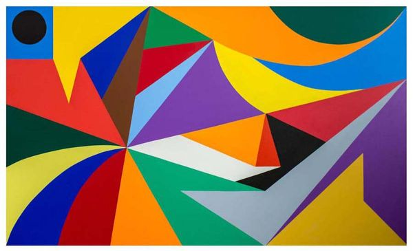 Composition No. 4, original oil on canvas-2017, Erwin Meyer Studio, LLC.jpg