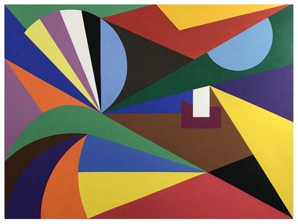 Composition No. 7, original oil on canvas-2017, Erwin Meyer Studio, LLC.jpg