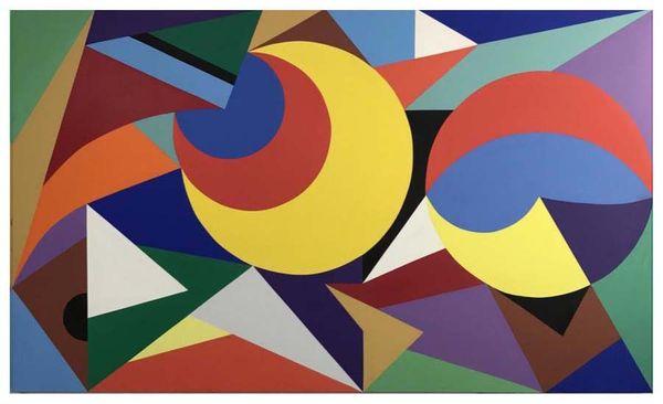 Composition No. 6, original oil on canvas-2017, Erwin Meyer Studio, LLC.jpg