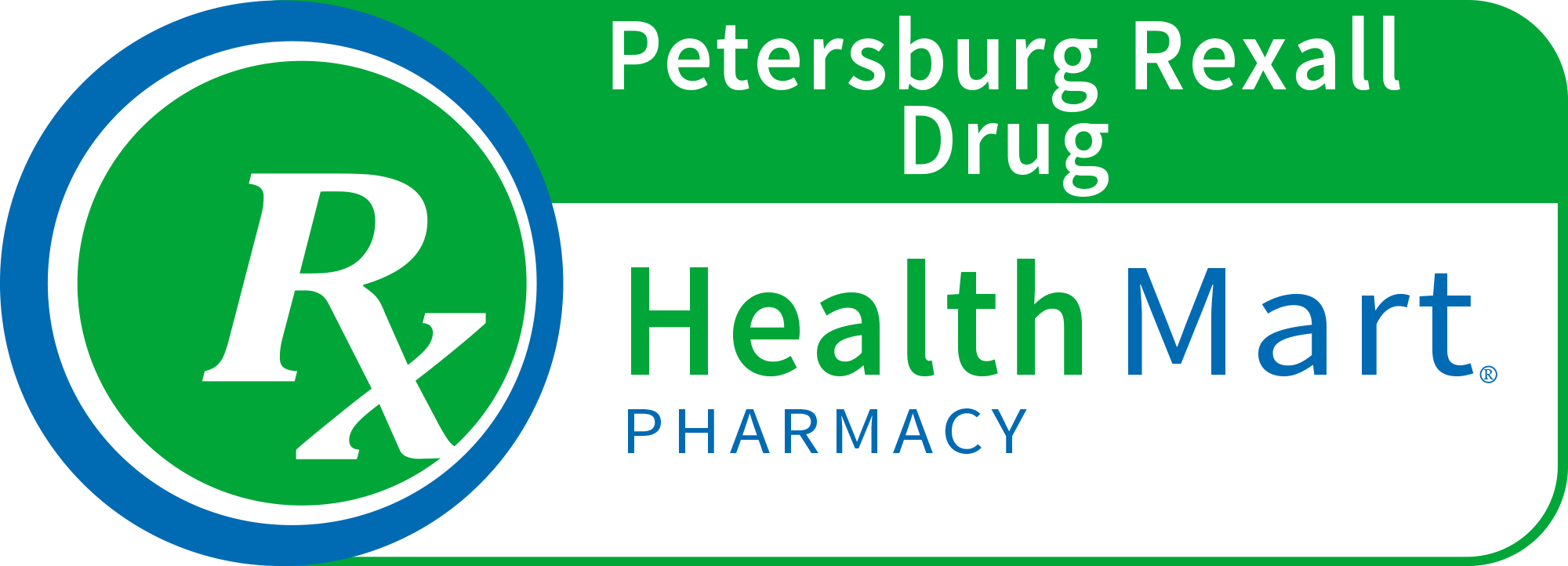 New - Petersburg Rexall Drug Inc