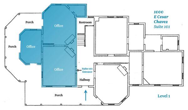 1000 E Cesar Chavez Floorplan - Level 1 Ste 101 Image (033121).jpg