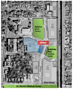 University Park Site Map BW labeled (072315).jpg